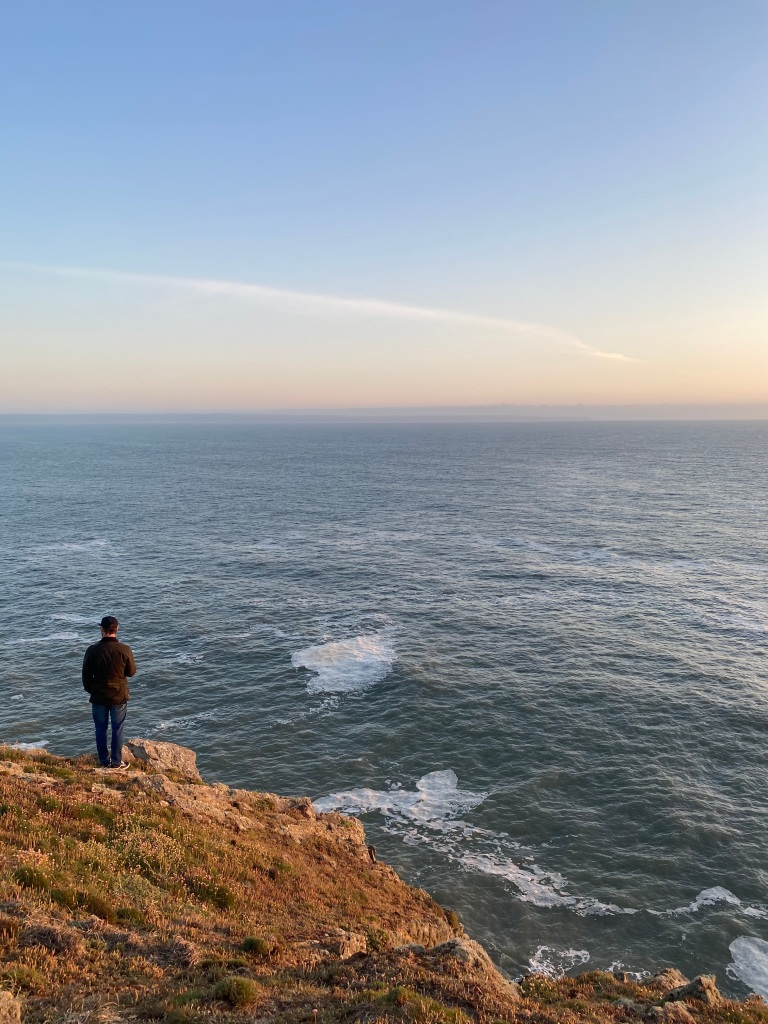Baggy Point in Croyde